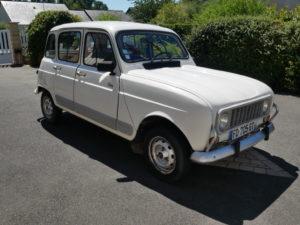 Renault R4 GTL CLAN