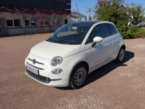 FIAT 500 1.2 69 Lounge Eco Pack